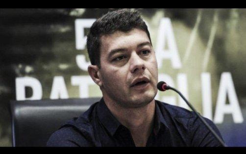 Battaglia asumió en Almagro y espera por Krupoviesa