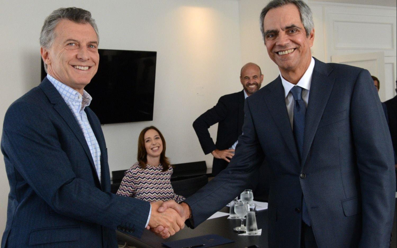 Macri se reunió con un grupo extranjero que planea invertir en el puerto de La Plata