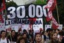 Con actos y marchas se recuerda hoy otro aniversario del golpe del 76