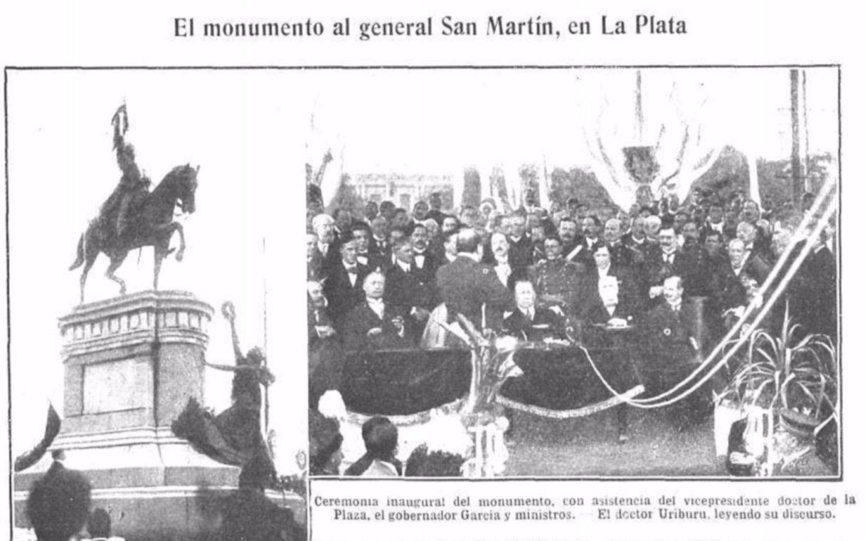 ¿San Martín u O'Higgins?