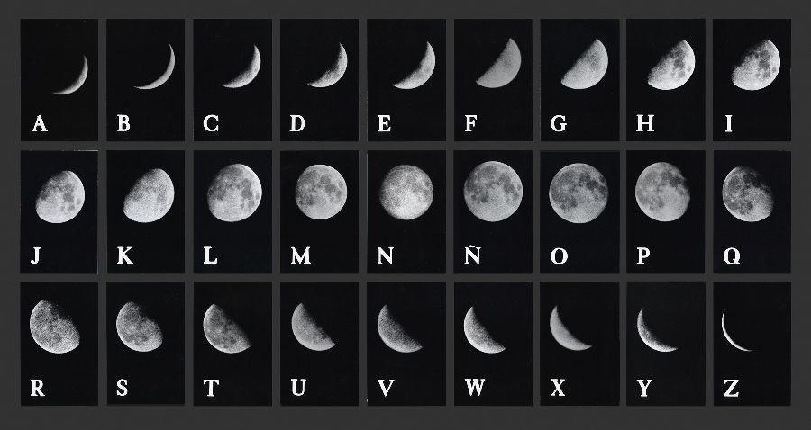 Leandro Katz: el artista que escribe con luz de Luna