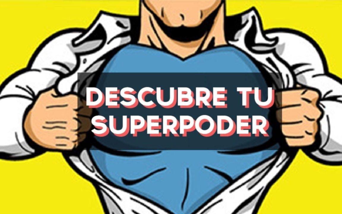 Descubrí tus superpoderes