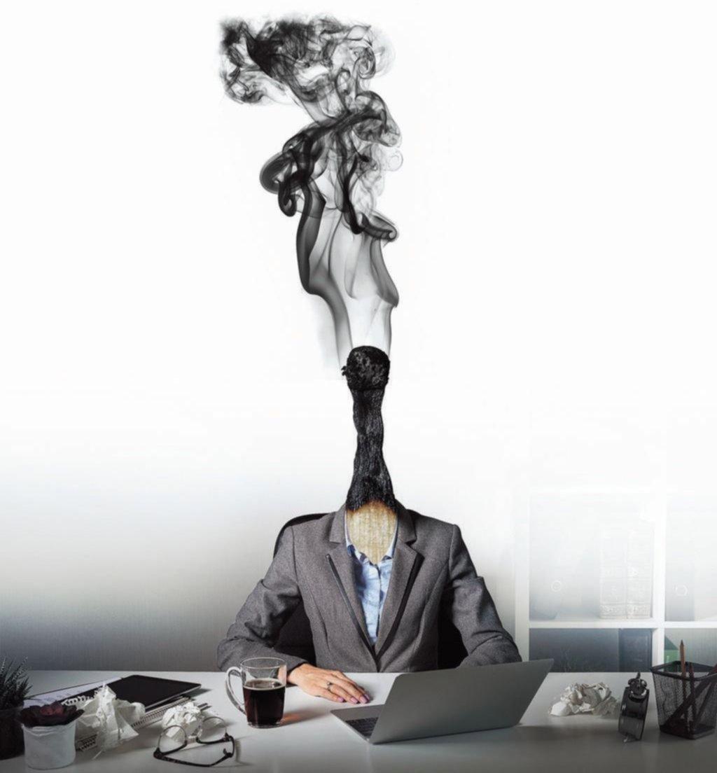 Síndrome de burnout, un mal de época que nos deja por el piso