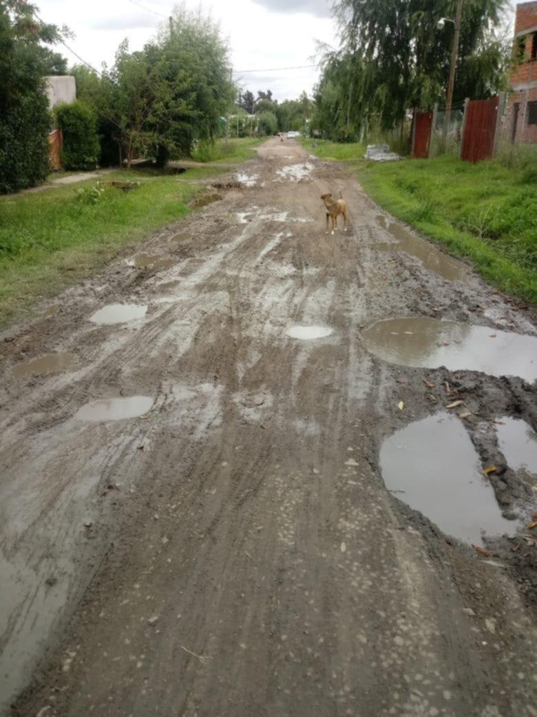 """""""El Rincón"""" de las calles intransitables"""
