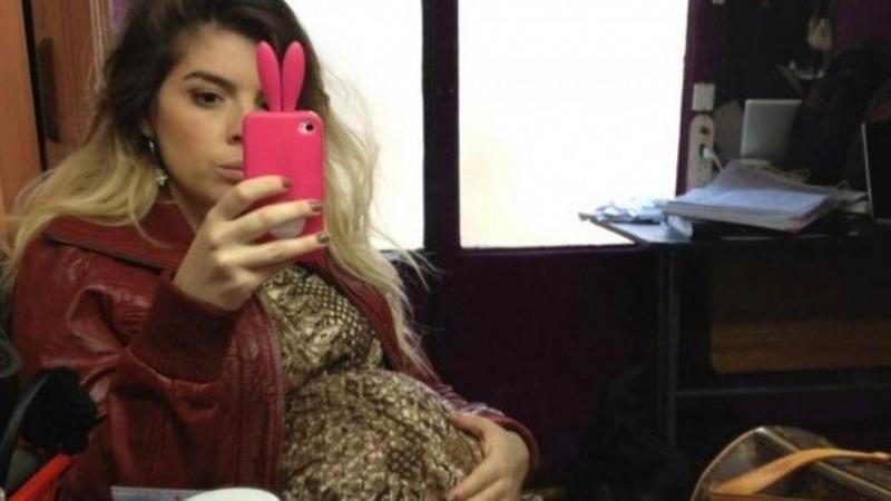 Se agranda el clan: nació Roma, la hija de Dalma Maradona