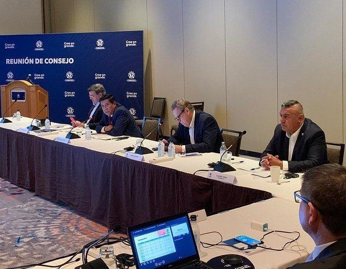 ¿Colombia y Argentina juntas para organizar la Copa América 2020?