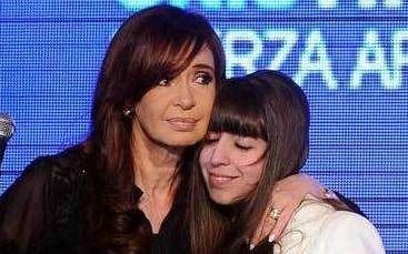 ¿Qué tiene la hija de Cristina Kirchner? Un legislador K habló de su estado de salud