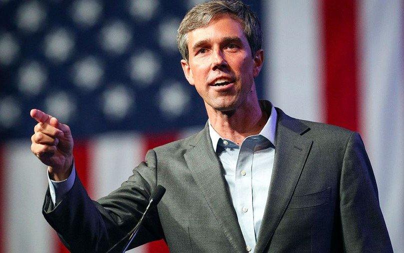 O'rourke lanza su precandidatura presidencial en Estados Unidos