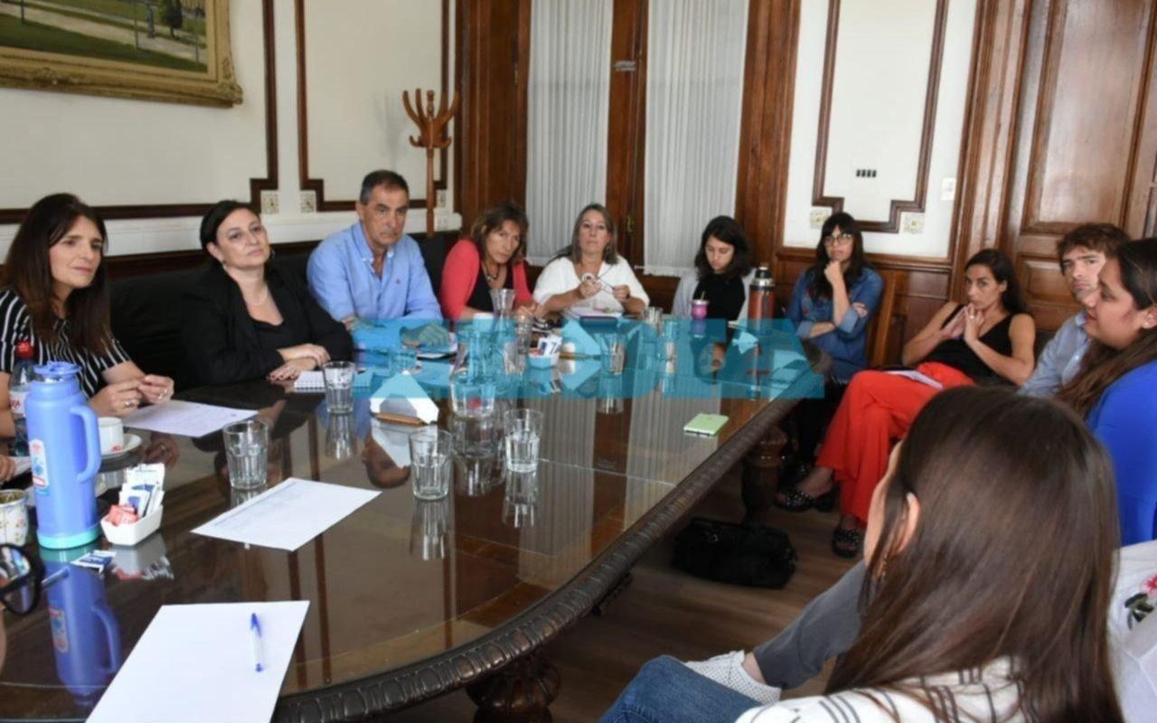 Concejo Deliberante: crean una comisión que redactará un Protocolo ante denuncias por violencia de género
