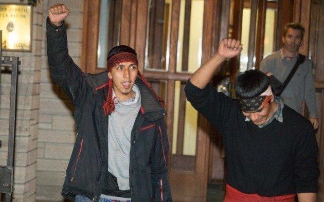 Se entregó el hermano de Jones Huala, Fausto, prófugo por la causa Nahuel en Bariloche