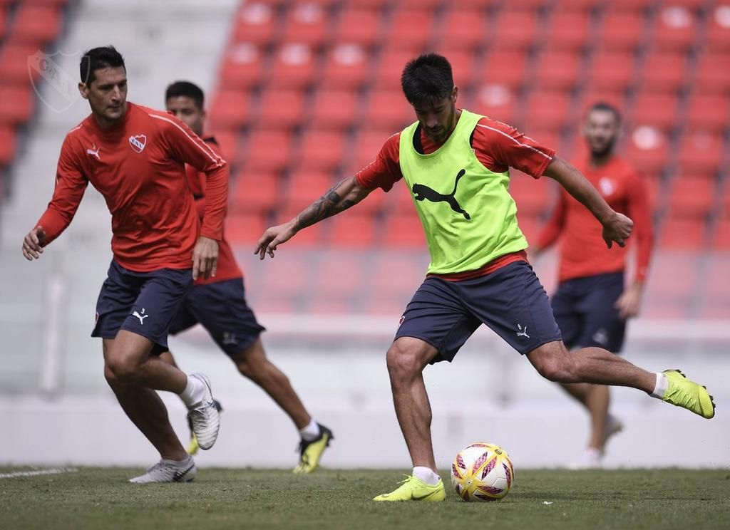 En River ya se palpita el regreso de Pablo Pérez al Monumental, ahora con la camiseta del Rojo
