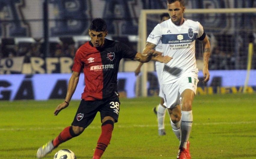 Historial entre Gimnasia y Newell's