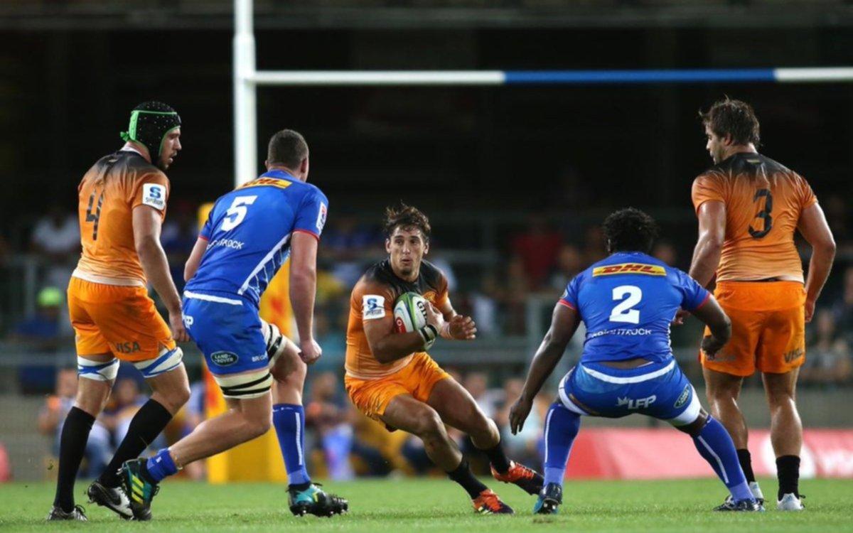 Los Jaguares sufrieron una amplia derrota frente a Stormers en Sudáfrica
