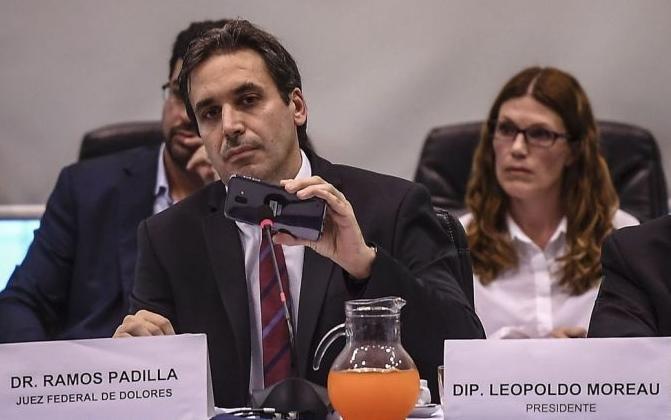 Ramos Padilla, primero en el examen para ocupar el estratégico Juzgado Electoral