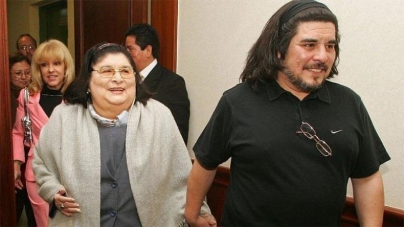 Murió Fabián Matus: adiós al único hijo de Mercedes Sosa