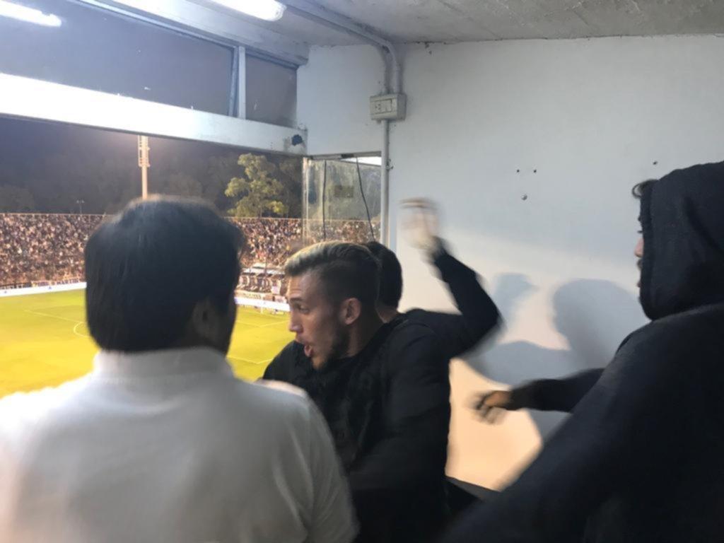 Faravelli, Piovi y Martín Arias lo vivieron con euforia