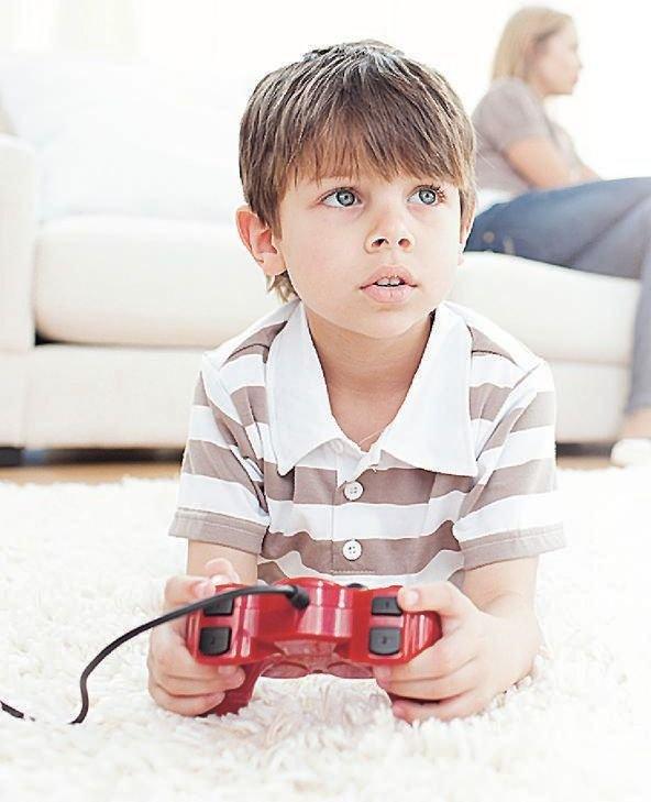 Videojuegos: 4 de cada 10 chicos juegan hasta seis horas por día