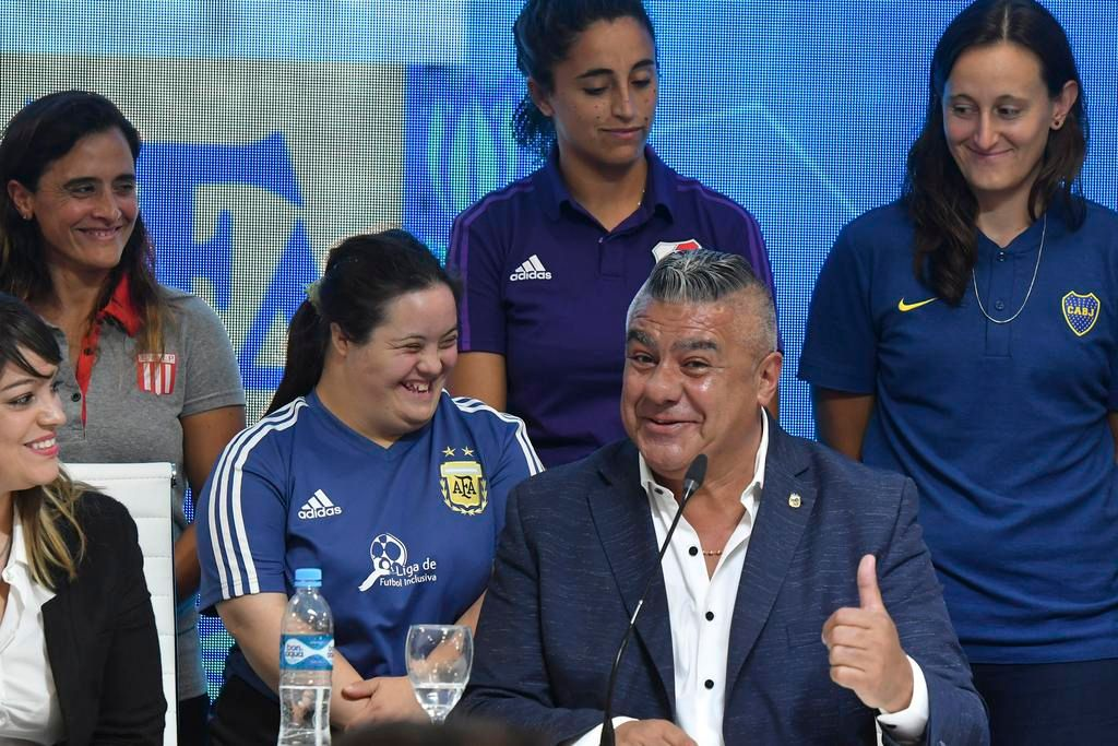 La Liga Profesional de Fútbol Femenino ya es una realidad