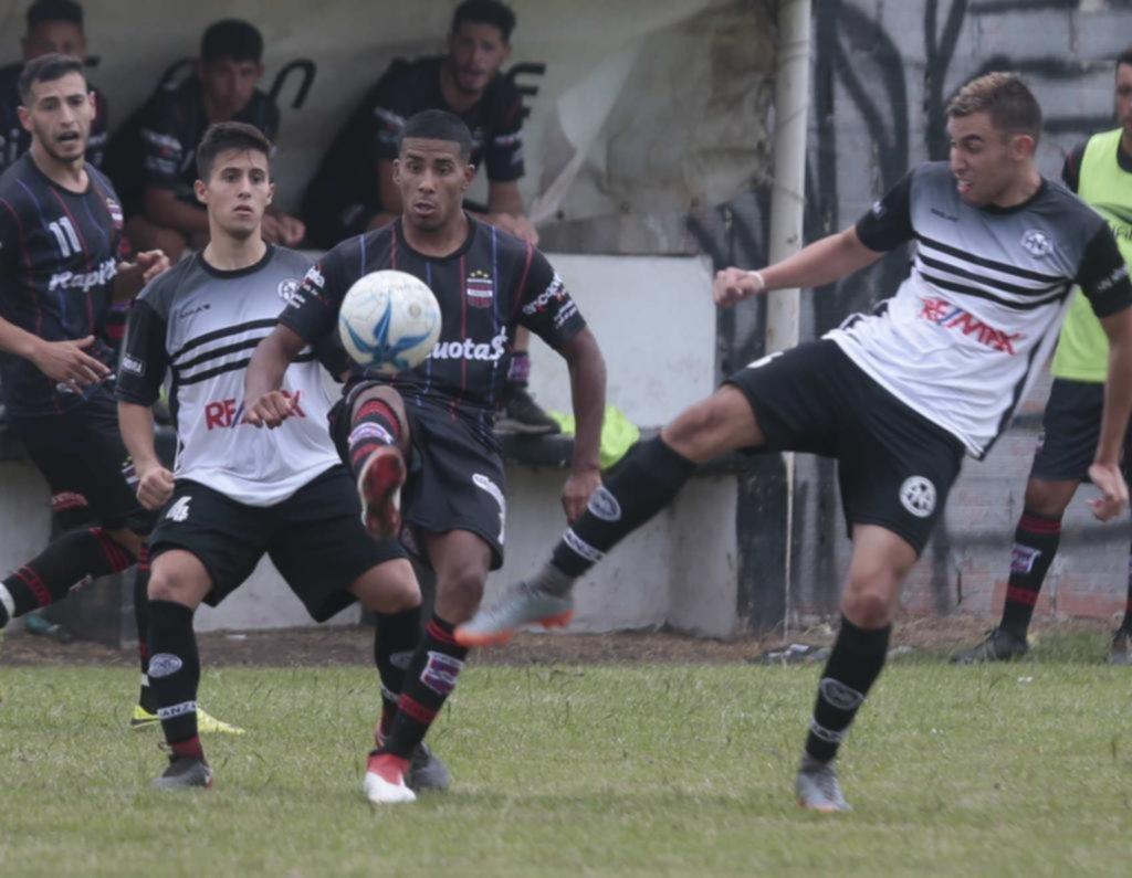 Estrella, San Lorenzo, Porteño y el CF. Ringuelet arrancaron el Apertura con el pie derecho
