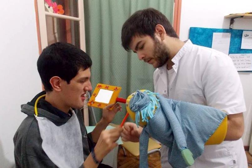 Solidaridad en Odontología: atiende gratis a pacientes con discapacidad