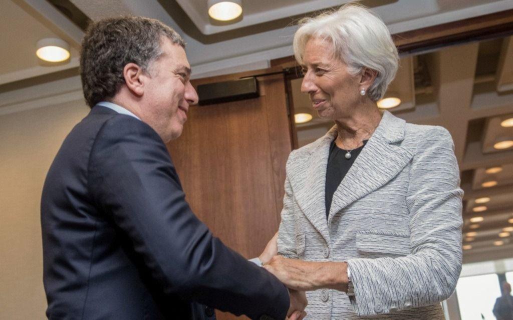 El FMI aprobó un desembolso por US$ 10.870 millones para Argentina