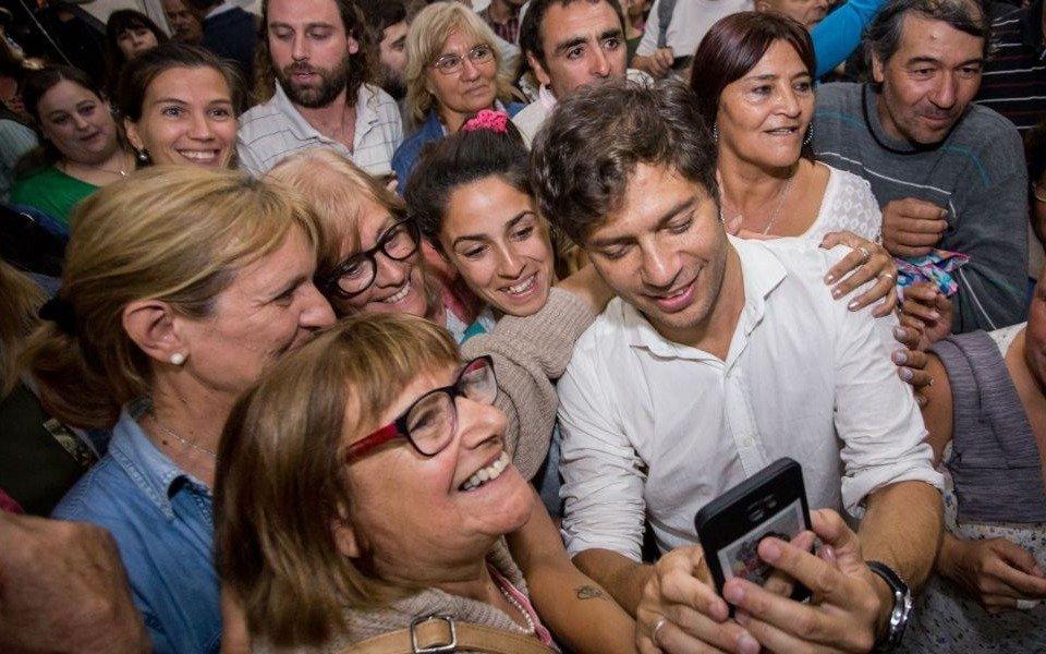 "Kicillof: ""Los bonaerenses tienen que saber que votar a Vidal es votar a Macri"""