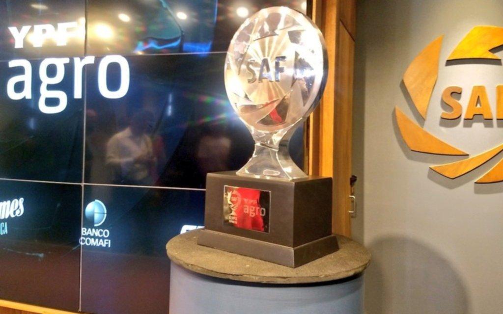 Se presentó la Copa de la Superliga — Es oficial
