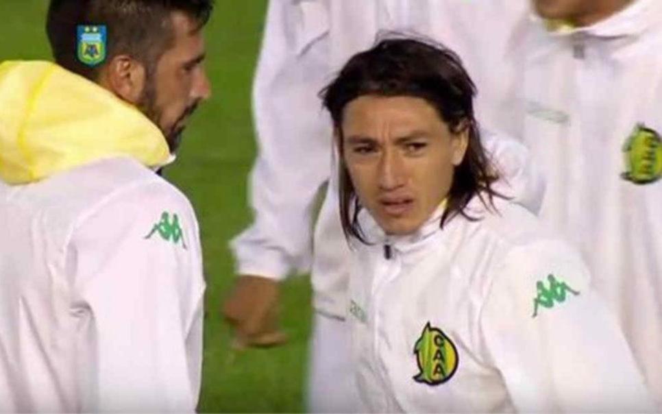 Lugüercio se retirará del fútbol profesional
