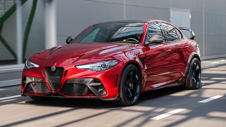 Alfa Romeo recupera sus orígenes con el Giulia GTA