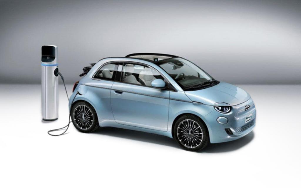 El Fiat 500, únicamente eléctrico