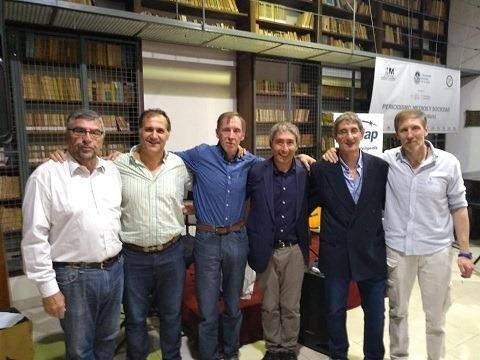 Homenajearon al poeta Almafuerte al cumplirse 103 de su fallecimiento