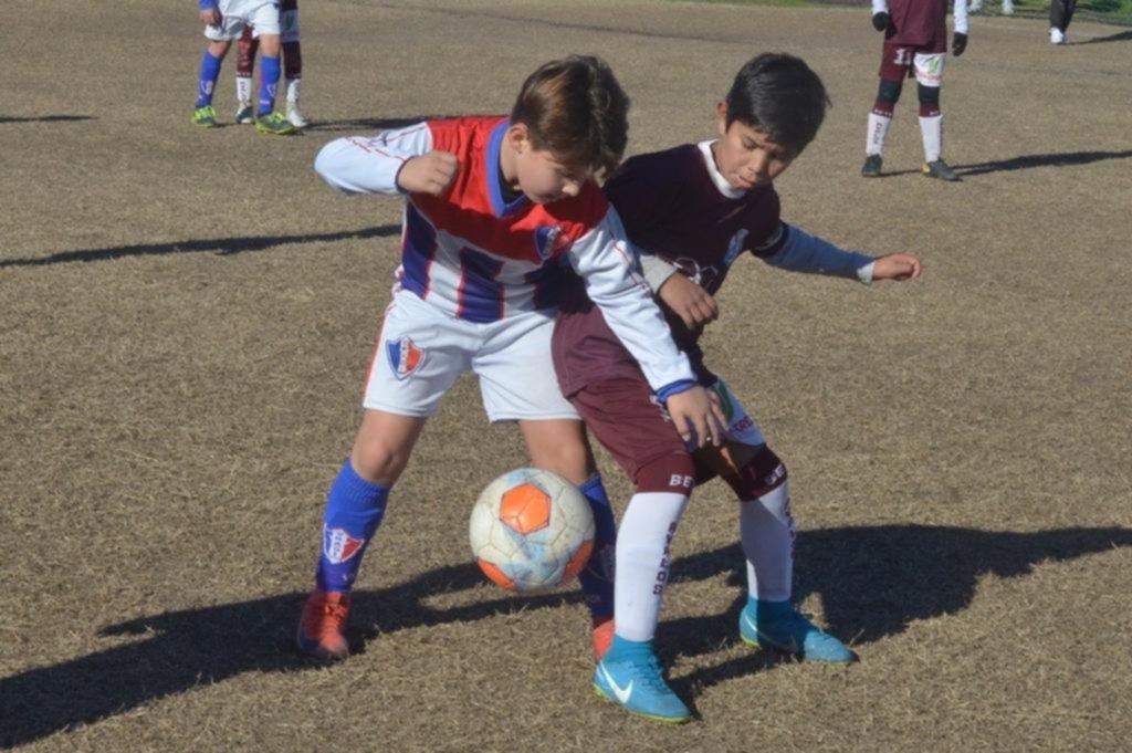 Tampoco habrá fecha del fútbol infantil