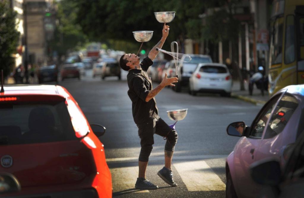 La Plata en imágenes: arte en las esquinas