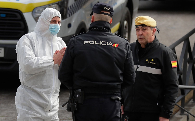 España, en su peor momento: los muertos por coronavirus ya superaron a los de China
