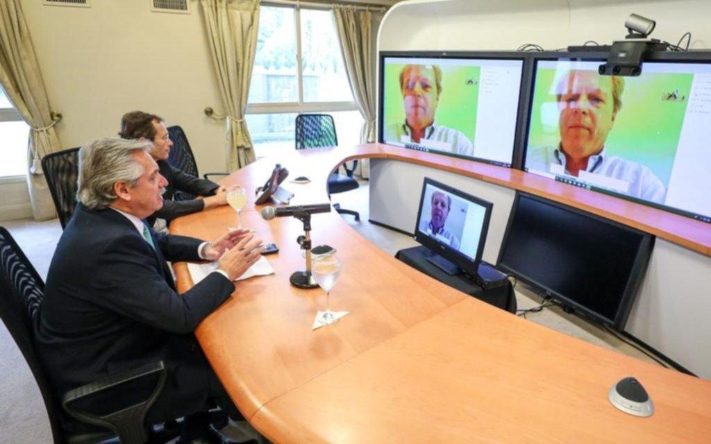El Banco Mundial expresó su apoyo al Presidente