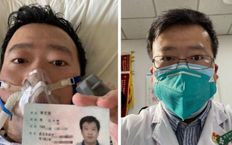 """Denuncian que """"si la prensa china fuera libre, el coronavirus no sería una pandemia"""""""