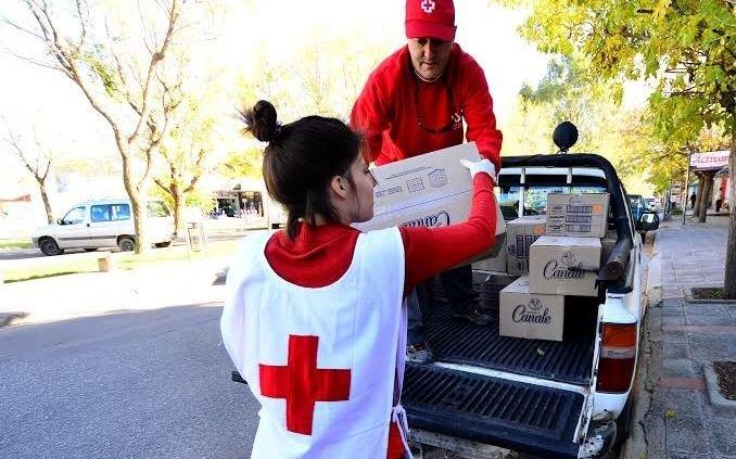 El sector privado se suma a campaña de la Cruz Roja
