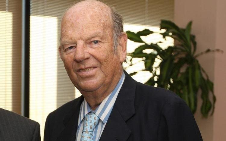 Falleció Bartolomé Mitre, el director de La Nación