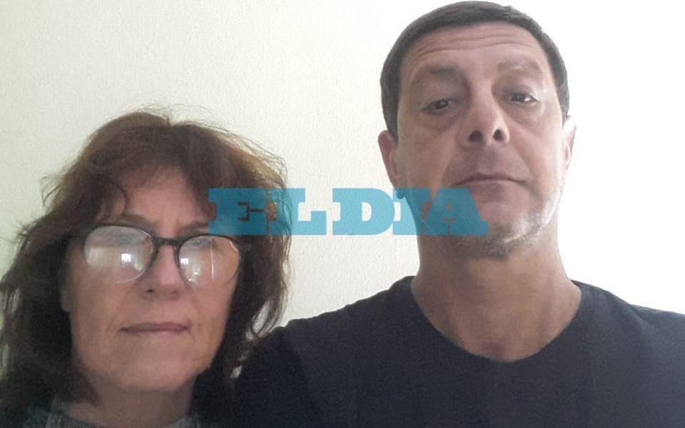 """""""Estamos desesperados"""", el grito de una pareja platense en Punta Cana"""
