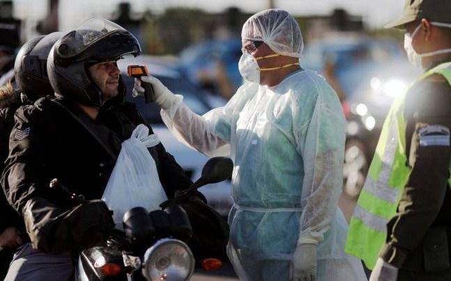 117 nuevos casos de coronavirus en el país