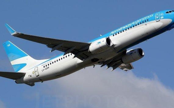 Un pasajero que provenía de Madrid en vuelo de Aerolíneas no informó que tenía fiebre y tos