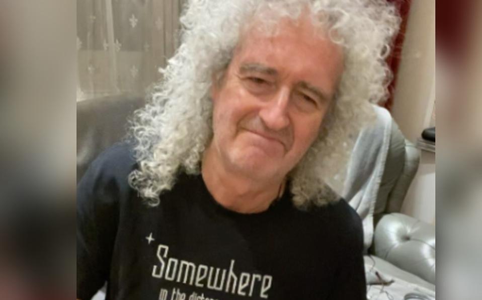"""¿Aburrido? Brian May te enseña cómo tocar el solo de """"Bohemian Rhapsody"""""""