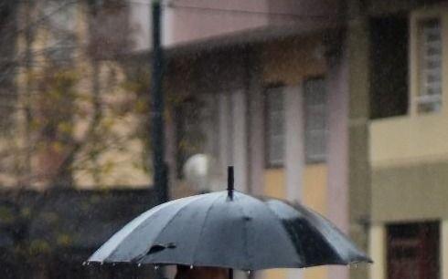 Jueves con anuncio de más lluvias