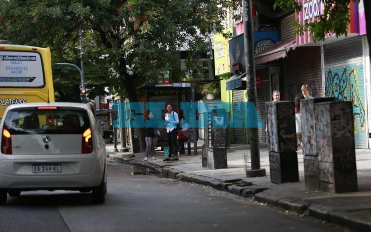 Muchos platenses no entendieron nada: otra vez las calles llenas de gente