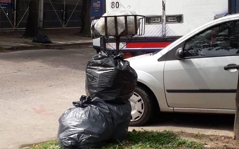 Reclaman por la falta de recolección en Barrio Hipódromo