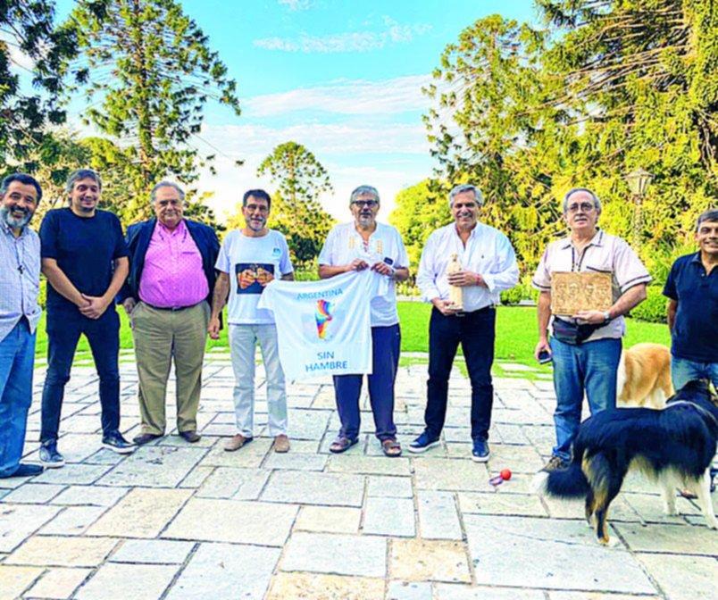 El Presidente decide en Olivos si ordena extender la cuarentena