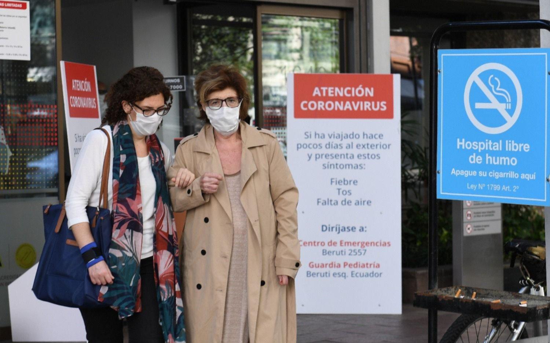 Coronavirus en Argentina: 146 nuevos casos y el total de contagios asciende a 966