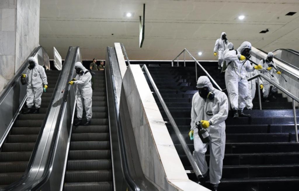 Italia registró una baja del 50% de los nuevos contagios