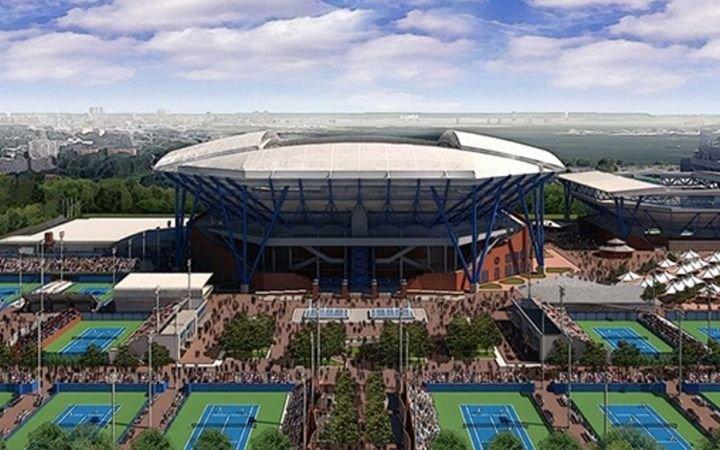 El complejo donde se juega el US Open se convertirá en un hospital