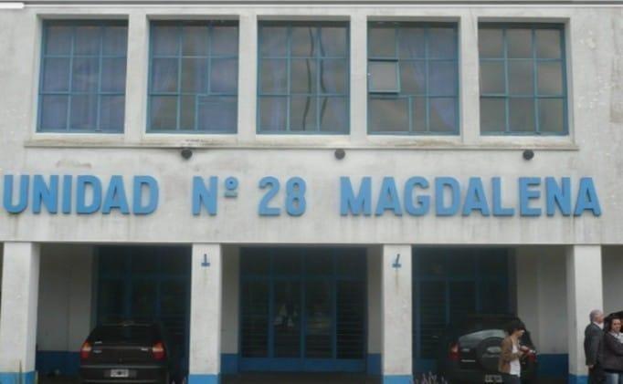 Cinematográfica fuga de cuatro reclusos de alta peligrosidad de la cárcel de Magdalena
